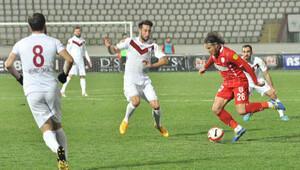 Elazığspor: 0 - Samsunspor: 0