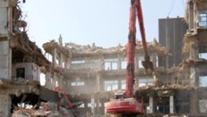 17 Ağustos'ta 90 bin konut dönüşüm için yıkılacak