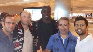 Beşiktaş'ta Demba Ba heyecanı