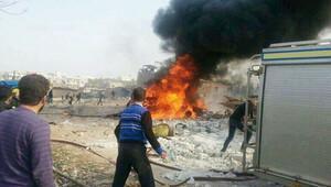 Türkiye sınırında yine patlama: 16 ölü