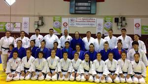 Judo Milli Takımı, Avrupa sınavında