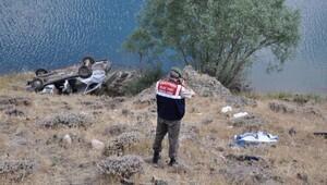 Cenaze dönüşü kaza: 2 ölü, 2 yaralı