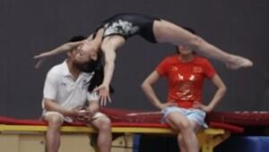 """Cimnastikte """"Çin modeli"""" uygulanacak"""