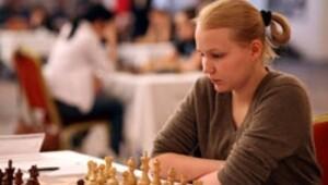 Avrupa şampiyonu Valentina Gunina