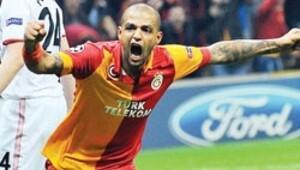 Drogba golcü Sneijder pasör ben de Pitbull'um