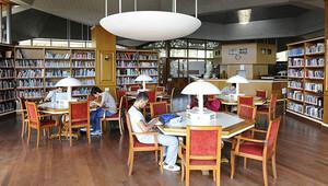 Atatürk Kitaplığı '7 gün 24 saat' hizmet verecek