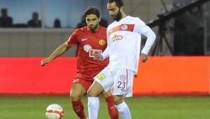 Antalyaspor avantajı kaptı