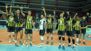 Fenerbahçe son 16'ya kaldı