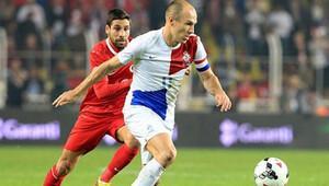Türkiye Hollanda maçına doğru