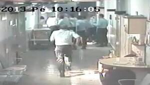 Cezaevi görevlilerine 'görüntülü' işkence suçlaması