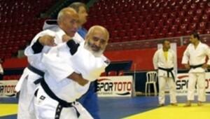 Veteran judocular yıllara meydan okuyor