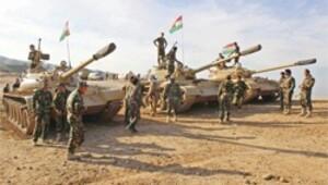Araplarla Kürtler savaşır Türkmenler şehit olur