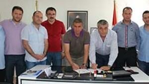 Akhisar'da imzalar tamam