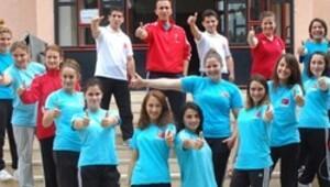 Judo Bayan Milli Takımı Brezilya'ya gidiyor