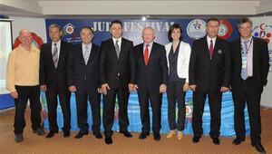 Judo Festivali Antalya'da yapılacak
