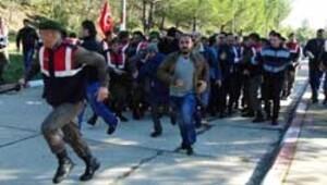 Yatağan'da özelleştirme protestosu