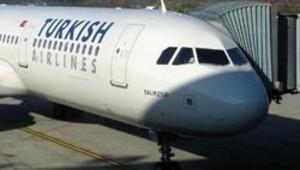 THY'nin Ankara-Van uçağı Erzurum'a acil indi