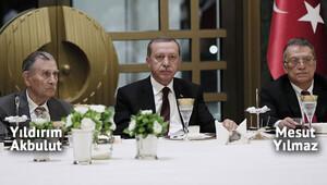 Cumhurbaşkanı Erdoğan: Azınlık hükümeti sıkıntılara çare olmaz