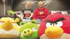 Angry Birds'ün baş mühendisi bir Türk