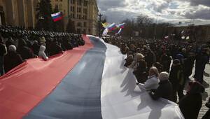 Kırım bağımsızlık ilan edip, Rusyaya başvurdu