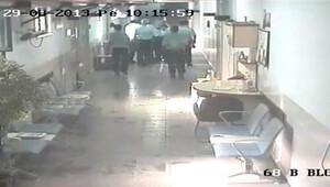 Cezaevindeki işkence kamerada