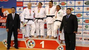 Gülşah Kocatürk bronz madalya kazandı