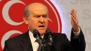 Bahçeli: AKP rüşvetle türkiye'yi boğdu