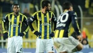 Fenerbahçe 1-3 Kardemir Karabükspor