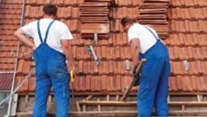 Kazaların üçte biri inşaat sektöründe