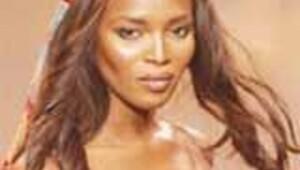 Naomi için 1 milyon sterline doğum günü