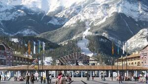 Kış Olimpiyatları'na Türk oteli