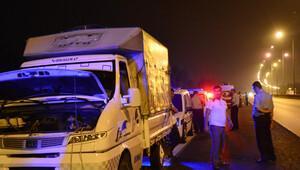 Adana'da bomba yüklü araç paniği