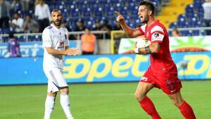 Mersin İdmanyurdu 2 - 2 İstanbul Başakşehir