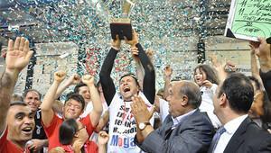 Beşiktaş Mogaz'a Şampiyonlar Ligi müjdesi