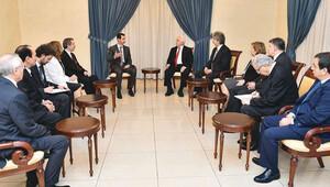 Esad: Suriye'nin bölünmesi Türkiye'nin bölünmesidir