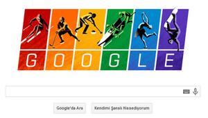 Rusya'da anti gay yasasına karşı Google Olimpiyat İlkeleri'ni yayınladı