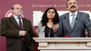 BDP'li üç milletvekili istifa etti