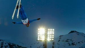 Olimpiyat ışığı Başkent'ten