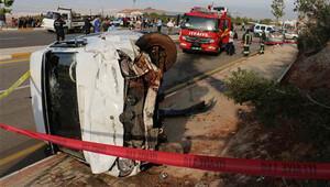 İki trafik kazasında 3 kişi öldü 8 kişi yaralandı