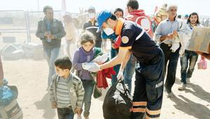 Biyometrik Suriyeliler