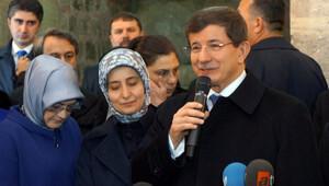 Başbakan Davutoğlundan bereket duası