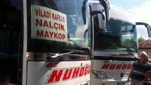 Ankara'dan Kuzey Kafkasya'ya karayolu alternatifi