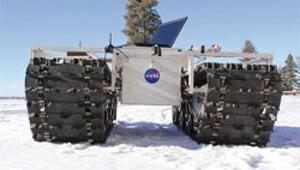 NASA Grönland'a da 'Mars robot'u gönderecek