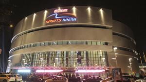 Ülker Arena önünde silahlı kavga