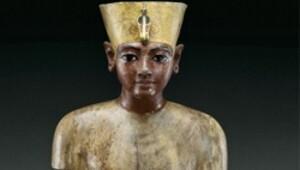 Tutankamon'un üç bin yıllık borazanı bulundu