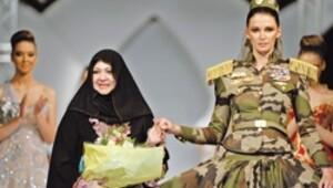 Ortadoğu'da moda bu