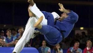 Yunanistan'da judo heyecanı