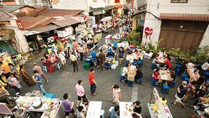 Dünyanın en lezzetli sokakları