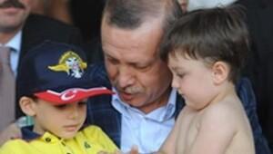 Başbakan Kırkpınar'ı izledi