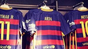 Barcelona, Arda formalarını satışa çıkardı